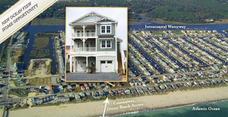 New Ocean Isle Beach Home