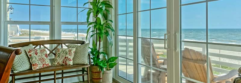 Beach View from a Mark Saunders Home